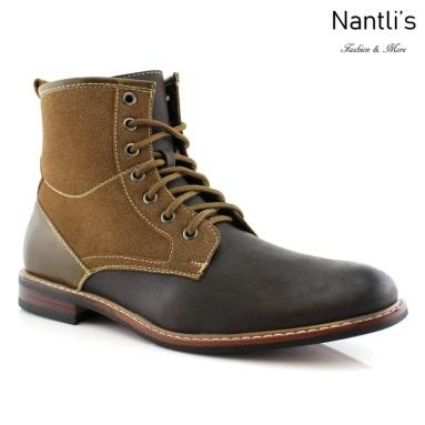 Botas para Hombre FA-LENNY Grey Mayoreo Wholesale Men's Fashion Boots Nantlis