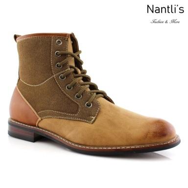 Botas para Hombre FA-LENNY Light Brown Mayoreo Wholesale Men's Fashion Boots Nantlis