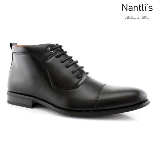 Botas para Hombre FA-LIAN Black Mayoreo Wholesale Men's Fashion Boots Nantlis