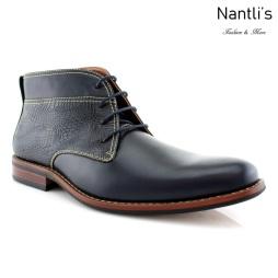 Botas para Hombre FA-MARK Blue Mayoreo Wholesale Men's Fashion Boots Nantlis