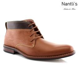 Botas para Hombre FA-MARK Light Brown Mayoreo Wholesale Men's Fashion Boots Nantlis