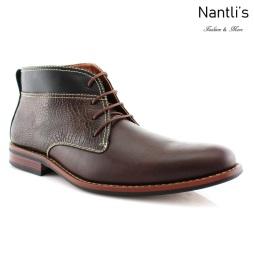 Botas para Hombre FA-MARK Red Wine Mayoreo Wholesale Men's Fashion Boots Nantlis
