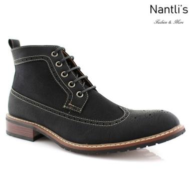Botas para Hombre FA-MYLES Black Mayoreo Wholesale Men's Fashion Boots Nantlis