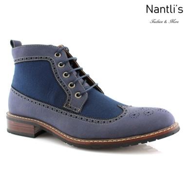 Botas para Hombre FA-MYLES Blue Mayoreo Wholesale Men's Fashion Boots Nantlis