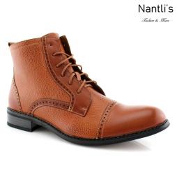 Botas para Hombre FA-PARKER Brown Mayoreo Wholesale Men's Fashion Boots Nantlis