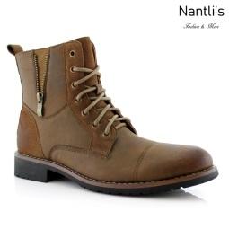 Botas para Hombre FA-REID Brown 606 Mayoreo Wholesale Men's Fashion Boots Nantlis
