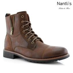 Botas para Hombre FA-REID Brown 803 Mayoreo Wholesale Men's Fashion Boots Nantlis
