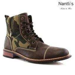 Botas para Hombre FA-RYDER Brown Mayoreo Wholesale Men's Fashion Boots Nantlis