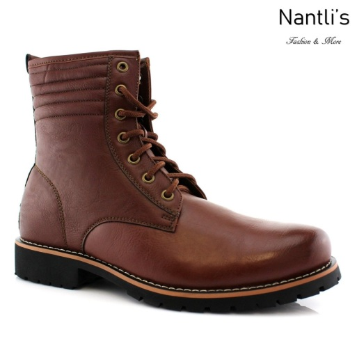 Botas para Hombre PF-BRIAN Brown Mayoreo Wholesale Men's Fashion Boots Nantlis