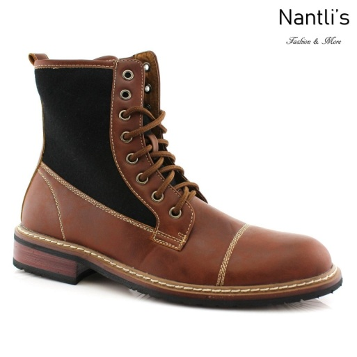 Botas para Hombre PF-EVANT Brown Mayoreo Wholesale Men's Fashion Boots Nantlis