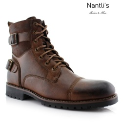 Botas para Hombre PF-PATRICK Brown Mayoreo Wholesale Men's Fashion Boots Nantlis