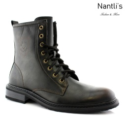 Botas para Hombre PF-SAWYER Brown Mayoreo Wholesale Men's Fashion Boots Nantlis