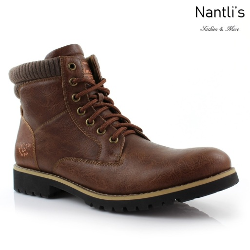 Botas para Hombre PF-XANDER Brown Mayoreo Wholesale Men's Fashion Boots Nantlis
