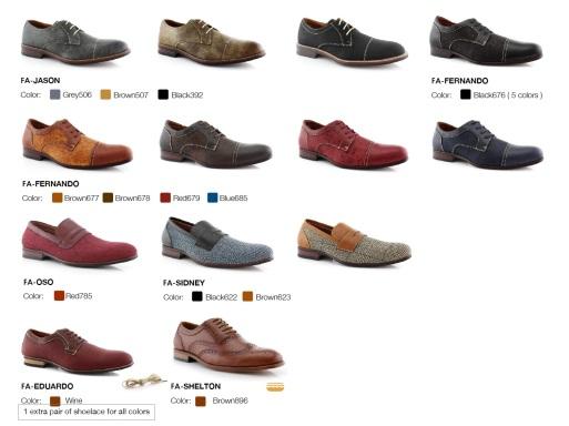 Nantlis Vol 42 Zapatos para Hombres Mayoreo Wholesale men shoes Catalogo Ferro Aldo Footwear_Page_09