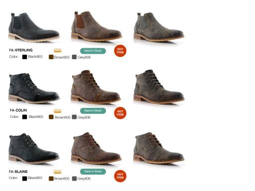 Nantlis Vol 42 Zapatos para Hombres Mayoreo Wholesale men shoes Catalogo Ferro Aldo Footwear_Page_31