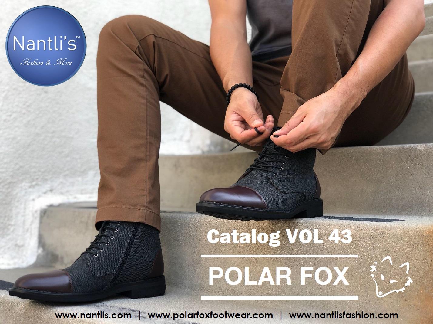 Nantlis Vol 43 Zapatos para Hombres Mayoreo Wholesale men shoes Catalogo Polar Fox Footwear_Page_01