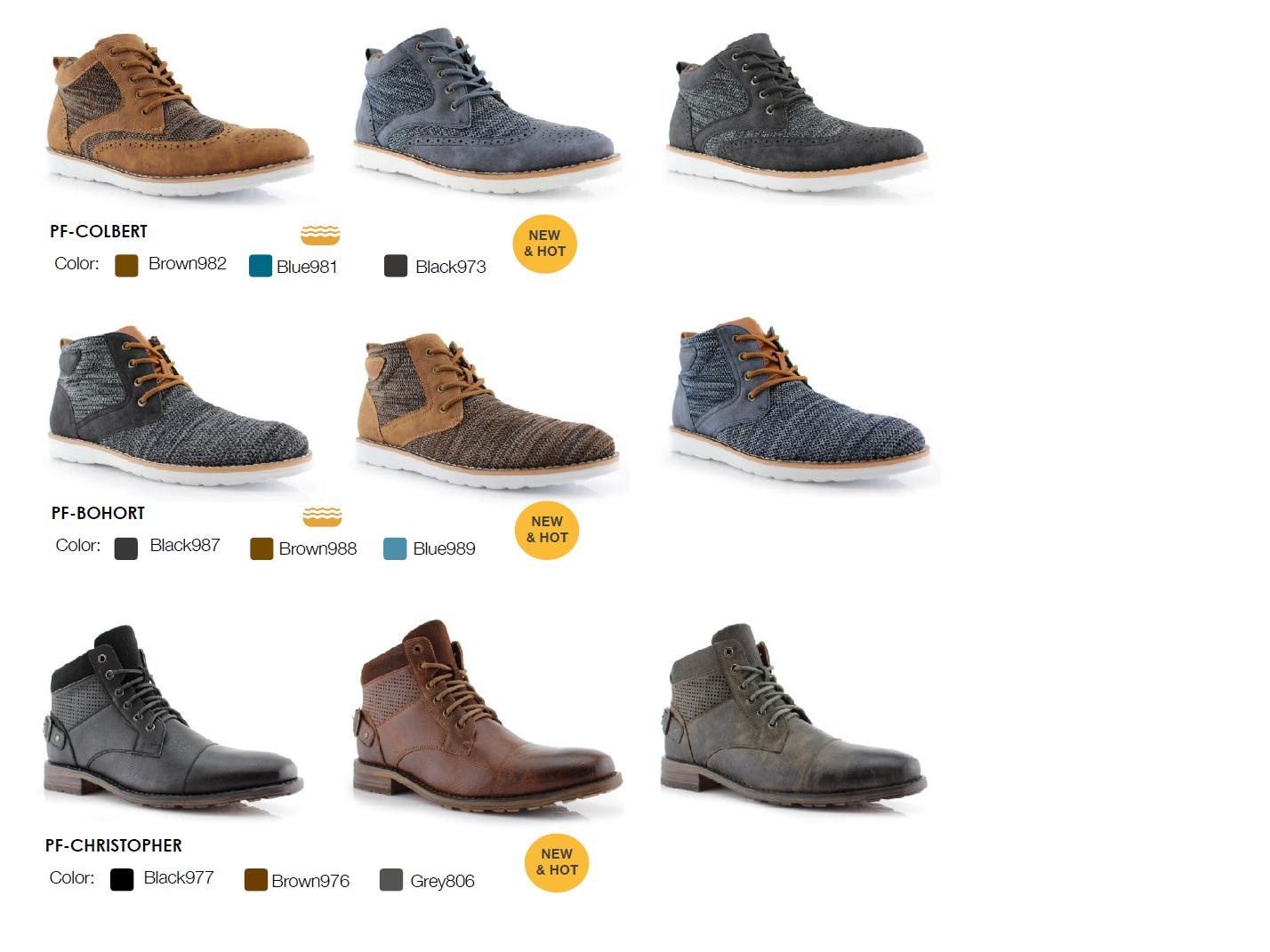Nantlis Vol 43 Zapatos para Hombres Mayoreo Wholesale men shoes Catalogo Polar Fox Footwear_Page_04