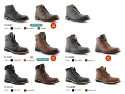 Nantlis Vol 43 Zapatos para Hombres Mayoreo Wholesale men shoes Catalogo Polar Fox Footwear_Page_06