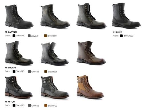 Nantlis Vol 43 Zapatos para Hombres Mayoreo Wholesale men shoes Catalogo Polar Fox Footwear_Page_09
