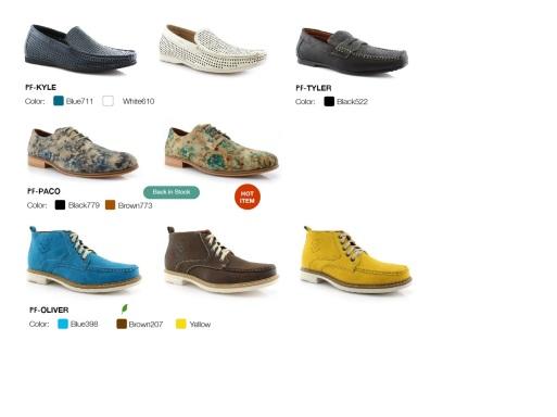 Nantlis Vol 43 Zapatos para Hombres Mayoreo Wholesale men shoes Catalogo Polar Fox Footwear_Page_12