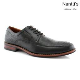 Zapatos para Hombre FA-AARON Black Mayoreo Wholesale Men's Fashion Shoes Nantlis