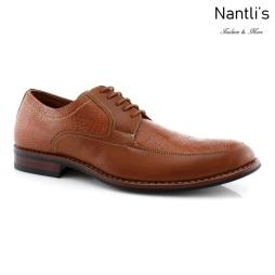 Zapatos para Hombre FA-AARON Brown Mayoreo Wholesale Men's Fashion Shoes Nantlis