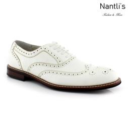 Zapatos para Hombre FA-ABRAHAM White Mayoreo Wholesale Men's Fashion Shoes Nantlis