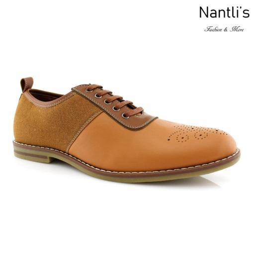 Zapatos para Hombre FA-ADRIAN Brown Mayoreo Wholesale Men's Fashion Shoes Nantlis