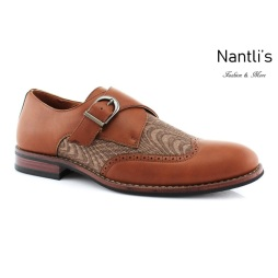 Zapatos para Hombre FA-ALFRED Brown Mayoreo Wholesale Men's Fashion Shoes Nantlis