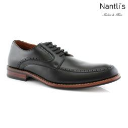 Zapatos para Hombre FA-ALLUS Black Mayoreo Wholesale Men's Fashion Shoes Nantlis