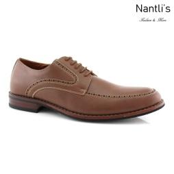 Zapatos para Hombre FA-ALLUS Brown Mayoreo Wholesale Men's Fashion Shoes Nantlis