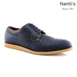 Zapatos para Hombre FA-ANTHONY Blue Mayoreo Wholesale Men's Fashion Shoes Nantlis