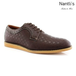 Zapatos para Hombre FA-ANTHONY Red Mayoreo Wholesale Men's Fashion Shoes Nantlis