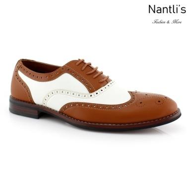 Zapatos para Hombre FA-ARTHUR Brown Mayoreo Wholesale Men's Fashion Shoes Nantlis