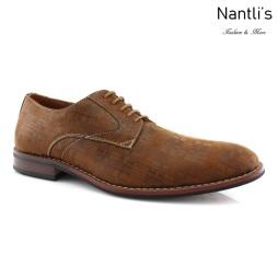 Zapatos para Hombre FA-ASHTON Brown Mayoreo Wholesale Men's Fashion Shoes Nantlis