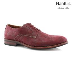 Zapatos para Hombre FA-ASHTON Red Mayoreo Wholesale Men's Fashion Shoes Nantlis