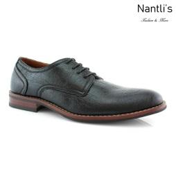 Zapatos para Hombre FA-ATTICUS Black Mayoreo Wholesale Men's Fashion Shoes Nantlis