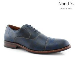 Zapatos para Hombre FA-AUBREY Blue Mayoreo Wholesale Men's Fashion Shoes Nantlis