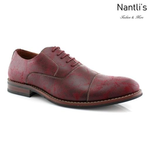 Zapatos para Hombre FA-AUBREY Red Mayoreo Wholesale Men's Fashion Shoes Nantlis