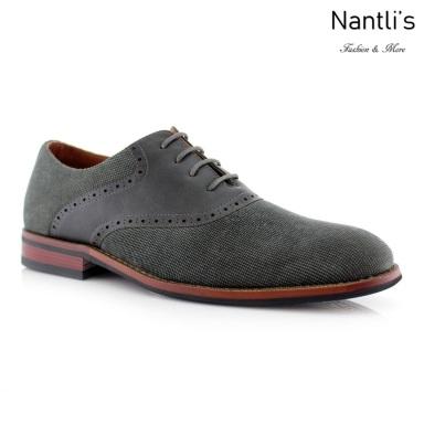 Zapatos para Hombre FA-BAXTER Grey Mayoreo Wholesale Men's Fashion Shoes Nantlis