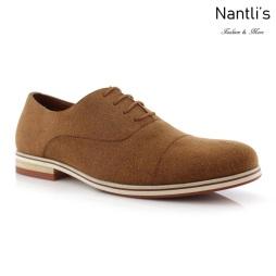 Zapatos para Hombre FA-BERNIE Brown Mayoreo Wholesale Men's Fashion Shoes Nantlis