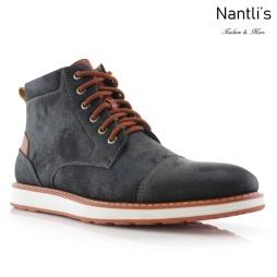 Zapatos para Hombre FA-BIRT Black Mayoreo Wholesale Men's Fashion Shoes hi-top Sneakers Nantlis