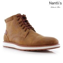 Zapatos para Hombre FA-BIRT Brown Mayoreo Wholesale Men's Fashion Shoes hi-top Sneakers Nantlis