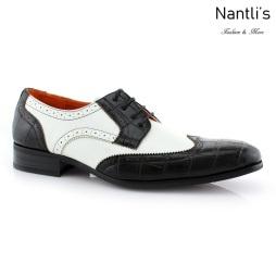 Zapatos para Hombre FA-CARL Black Mayoreo Wholesale Men's Fashion Shoes Nantlis