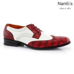 Zapatos para Hombre FA-CARL Red Mayoreo Wholesale Men's Fashion Shoes Nantlis
