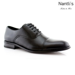 Zapatos para Hombre FA-CHARLES Black Mayoreo Wholesale Men's Fashion Shoes Nantlis
