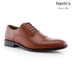 Zapatos para Hombre FA-CHARLES Brown Mayoreo Wholesale Men's Fashion Shoes Nantlis