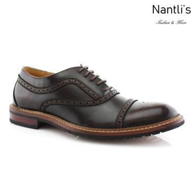 Zapatos para Hombre FA-CHARLIE Brown 531 Mayoreo Wholesale Men's Fashion Shoes Nantlis