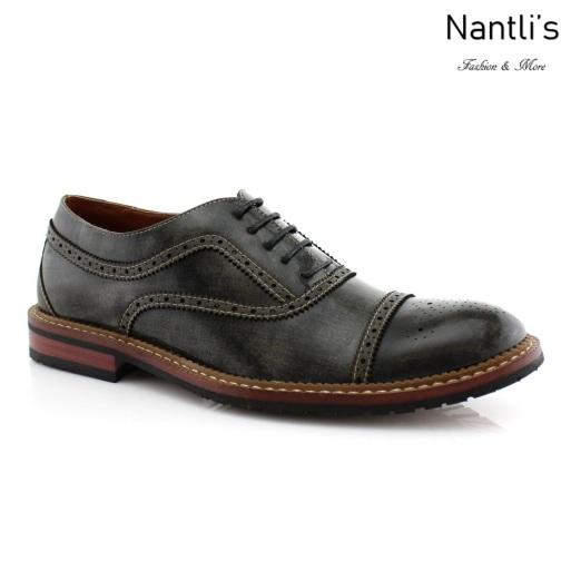 Zapatos para Hombre FA-CHARLIE Grey Mayoreo Wholesale Men's Fashion Shoes Nantlis