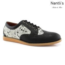 Zapatos para Hombre FA-CHASE Black Mayoreo Wholesale Men's Fashion Shoes Nantlis